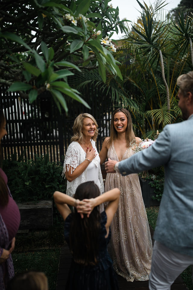 Newcastle Marriage Celebrant Libby & Kim